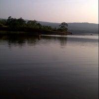 Photo taken at dhangarmala dam by Gautam P. on 11/15/2012