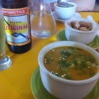 Photo taken at Mocotó Restaurante & Cachaçaria by Geisel S. on 12/29/2012