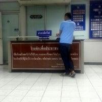 Photo taken at Lardprao Police Station by Naiyana T. on 12/25/2012