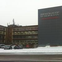 Photo taken at James Watt College by Leonora K. on 1/18/2013