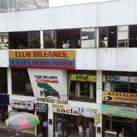Photo taken at Club de Billares Cuturrumbi by Fabián C. on 8/8/2013