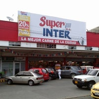 Photo taken at Super Inter by Fabián C. on 5/19/2013