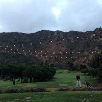 Photo taken at Aliso Creek Inn & Golf Course by Julia B. on 9/22/2013