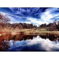 Photo taken at Cornell Plantations by Julia B. on 11/20/2013