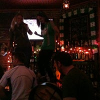 Photo taken at Johnny Foxes by Valerie C. on 3/17/2013