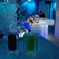 Photo taken at Icebar CPH by Anna M. on 10/30/2012