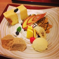 Photo taken at 町屋カフェ 太郎茶屋鎌倉 by にょえ on 1/10/2014