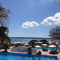 Photo taken at Insotel Club Formentera Playa Hotel by Berta M. on 7/11/2014