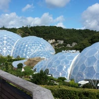 Photo taken at The Eden Project by Goetz G. on 8/18/2013