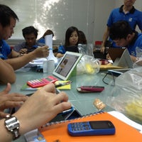 Photo taken at Zemasch corporation by เบียร์ ย. on 12/24/2012