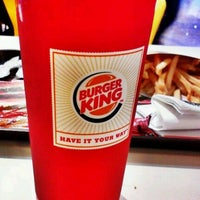 Photo taken at Burger King by Zee on 10/23/2012