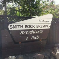 Photo taken at Smith Rock Brewing by Ni K. on 8/22/2014