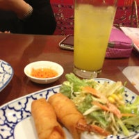 Photo taken at タイ料理 アルン 住吉店 by Miki T. on 1/31/2013