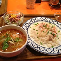 Photo taken at タイ料理 アルン 住吉店 by Miki T. on 1/30/2013