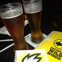 Photo taken at Buffalo Wild Wings by Mailyn B. on 12/28/2012