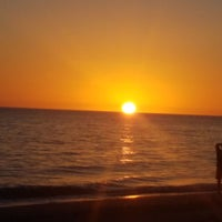 Photo taken at Tarpon Bay Beach by Erika Enid on 2/12/2017
