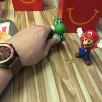 Photo taken at McDonald's by Ewer H. on 11/12/2014