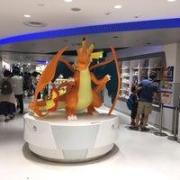 Photo taken at Pokémon Center Mega Tokyo by エゼル on 8/15/2016