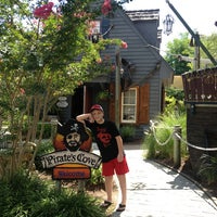 Photo taken at Pirate's Cove by Lisa H. on 8/5/2013