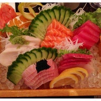 Photo taken at Osaka Sushi & Grill by Helen T. on 4/6/2013