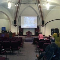 Photo taken at Calvary Temple Church by John S. on 2/2/2014
