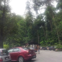 Photo taken at Waterfall, Forest Research Institute of Malaysia by Harisfazillah J. on 3/24/2013