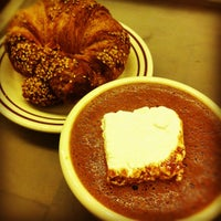 Photo taken at The City Bakery by Julie K. on 10/7/2012