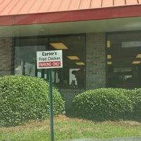 Photo taken at Carter's Fried Chicken by Tamaria L. on 6/26/2015