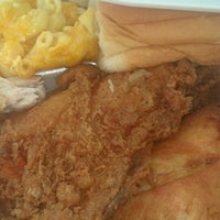 Photo taken at Carter's Fried Chicken by Tamaria L. on 8/7/2013