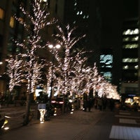 Photo taken at Hibiya Station by やまも on 12/21/2012