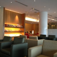 Photo taken at Cathay Pacific First and Business Class Lounge by 33.JP on 4/27/2013