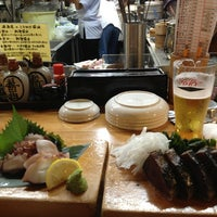 Photo taken at 海鮮うまいもんや浜海道 春日本店 by ぴち on 8/13/2013