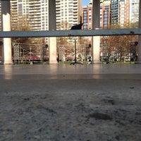 4/27/2013 tarihinde Eric P.ziyaretçi tarafından Parkman Bandstand'de çekilen fotoğraf