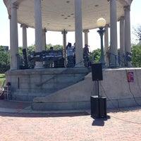 6/2/2013 tarihinde Eric P.ziyaretçi tarafından Parkman Bandstand'de çekilen fotoğraf