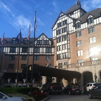 Photo taken at Hotel Roanoke & Conference Center - Curio Collection by Hilton by David A. on 10/9/2013