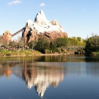 Photo taken at Expedition Everest by David A. on 1/26/2013