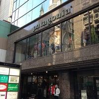Photo taken at patagonia 大阪 by ヒロパパ on 11/8/2012
