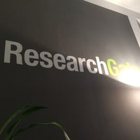 Photo taken at ResearchGate by Shari on 1/17/2014