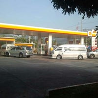 Photo taken at Shell by adam C. on 10/20/2012