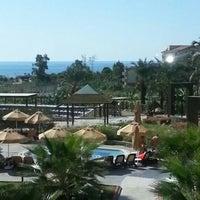 10/3/2012 tarihinde Koray S.ziyaretçi tarafından Novum Garden Hotel'de çekilen fotoğraf