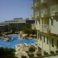 9/15/2012 tarihinde Koray S.ziyaretçi tarafından Novum Garden Hotel'de çekilen fotoğraf