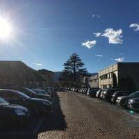 Photo taken at Stazione di Bellinzona by Martin W. on 11/30/2017