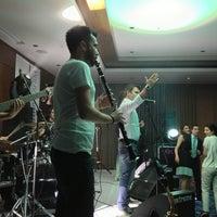 6/13/2013 tarihinde Ümit Ş.ziyaretçi tarafından Miracle Istanbul Asia Hotel & SPA'de çekilen fotoğraf
