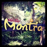 Photo taken at Montra Resort & Spa by Prin C. on 4/8/2013