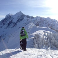 Photo taken at Mt. Baker Ski Area by Dale T. on 2/13/2013