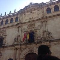 Foto tomada en Universidad de Alcalá por Mafalda el 10/18/2014