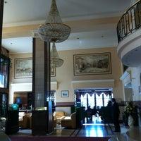 Photo taken at Гостиница «Минск» / Minsk Hotel by Evgesha ♌. on 3/4/2013