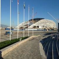 Снимок сделан в Олимпийский парк пользователем Evgesha ♌. 4/28/2013
