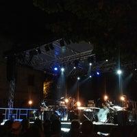 Photo taken at Verucchio by Donatella P. on 7/25/2014