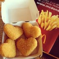 Photo taken at McDonalds by Ash on 3/11/2013